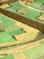 Акведук в Мериде (Merida), запад Испании
