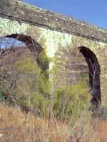 Акведук в провинции Гранада, юг Испании