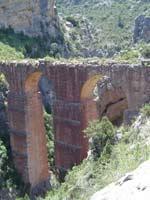 Акведук в провинции Валенсия (Valencia), восток Испании