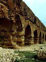 Акведук в Карфагене, Тунис