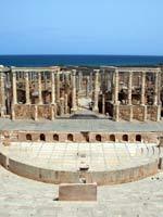 Лептис Магна (Leptis Magna) – театр