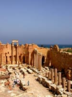 ������ ����� (Leptis Magna) � �������� ���������� �������� ������