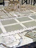 Лептис Магна (Leptis Magna) – общественные бани и палестра (гимнастическая школа) реконструкция