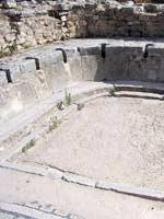 Лептис Магна (Leptis Magna) – общественный туалет