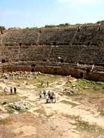 Лептис Магна (Leptis Magna) – Колизей