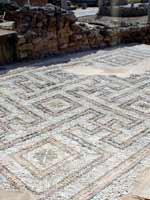 Мозаика со славяно-арийскими символами, Турбурбо Маджус, Тунис
