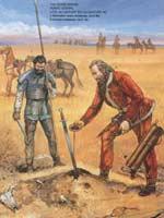 Поклонение мечу у Сарматов