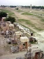 Ипподром, Тир