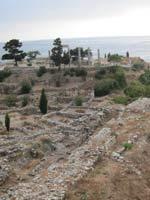 «Римские» развалины, Библос