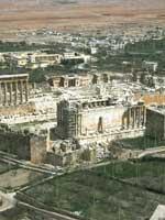 Храмовый комплекс, Баальбек