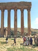 Храмовый комплекс, Баальбек. Храм Юпитера