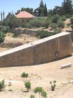 Храмовый комплекс, Баальбек. Южный камень