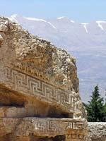 Храмовый комплекс, Баальбек. Славяно-арийская свастика