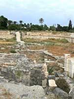 Скифополь, амфитеатр