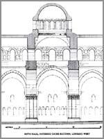 Иерихон. Дворец Хишама. Банный комплекс. Реконструкция