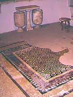 Свастика во дворце Ирода