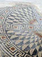Свастика города Кесарии времён Ирода