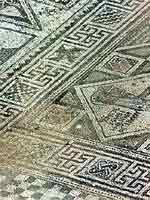 Свастика в древней Византийской церкви