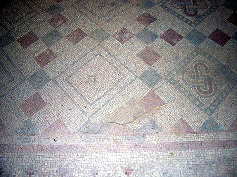 Римские виллы в испании