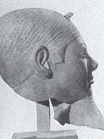 Фараон Шепсекаф, последний царь 4-й Династии (2575-2467 гг. до н.э.)