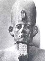 Фараон Сесострис II в 1840 г. до н.э.
