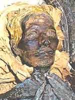 ���� (Yuya), ���������� �������� 1400 �. �� �.�., ���� ��� (Tiye), ���� ������� ���������� III