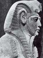 Фараон Мер-ен-Птах (Сиптах), 19-я Династия, (1295-1186 гг. до н.э.), Каирский Музей