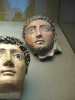 Египетские маски, Каирский музей