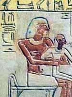 Стела из Абидоса, Среднее Царство (2040-1640 гг. до н.э.)