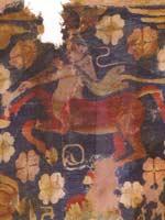 Ткань одежды мумий белого человека в Китае
