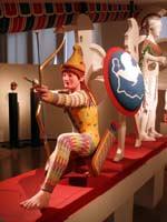 Троянский принц Парис. Храм Афины Афайи в Эгине. 480 г. до н.э.