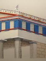 Фриз храма Афины Афайи в Эгине. 480 г. до н.э.