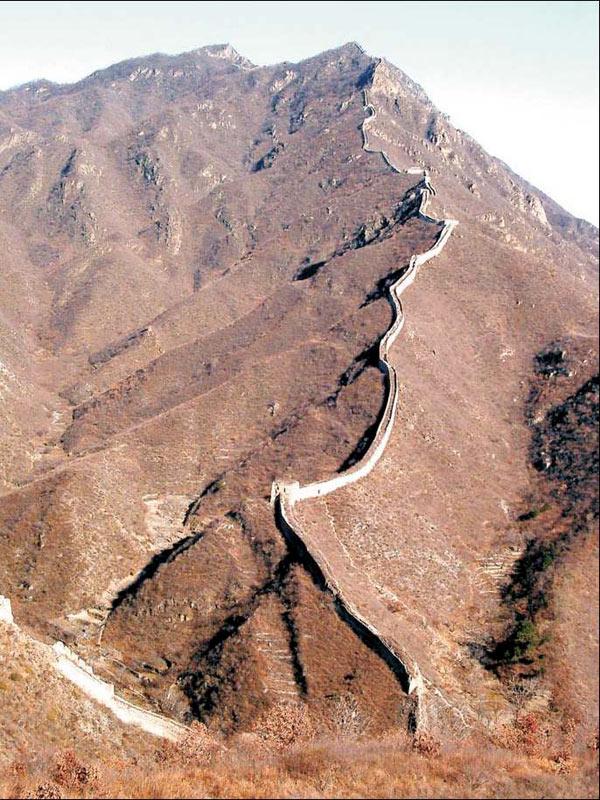 Китайская стена - кто же ее делал