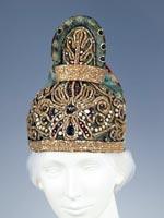 Кокошник. Коллекция Бруклинского Музея