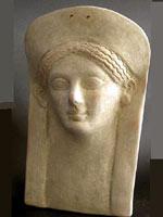 Статуэтка Деметры 6 в до н.э.