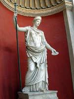 Статуя Деметры, Ватикан