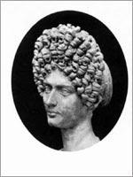 Бюст римлянки