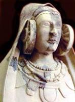 Голова иберийской женщины, северо-восток Испании