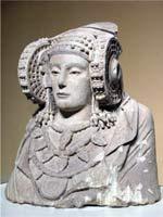 Дама из Эльче (Dama de Elche)