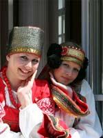 Русский народный костюм. Иркутская обл. Коллекция Лидии Мельниковой