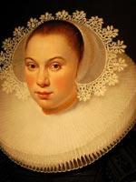 Портрет Анны де Лупер, 17 в.
