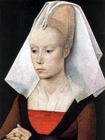 Портрет женщины. Роджер ван Вайден, 1460 г.