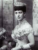 Александра Датская, английская королева