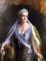 Румынская королева Мария