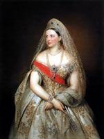 Т.А. Нефф. Великая княгиня Александра Петровна (1838-1900), жена дяди Александра III
