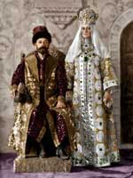 Император Николай II и императрица Александра Фёдоровна