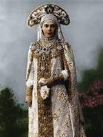 Великая княгиня Ксения Александровна, сестра Николая II
