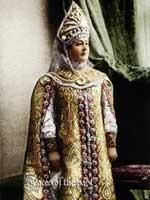 Графиня Аргиппина Зарнекау (урождённая Джапаридзе)