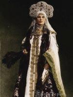 Графиня София Ферзен (урождённая Долгорукова)