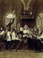 Живая картина «Боярский свадебный пир»